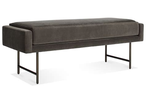 blu dot bench bank bench hivemodern com