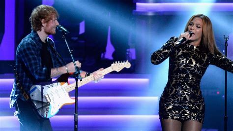 ed sheeran brands beyonce duet ed sheeran announces a new duet with beyonc 233
