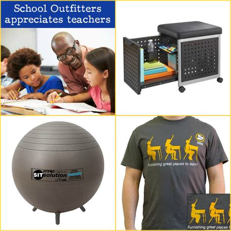 Giveaways For Teachers - school outfitters teacher appreciation week giveaway