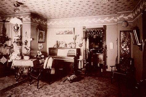 Living Room History Of The Home 434 Lewis South Shakopee Mn Julius A Coller