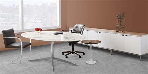 Arenson Office Furniture by Florence Knoll Table Desk Arenson Office Furnishings
