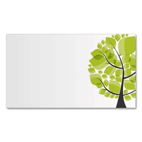 card tree template 1447 best images about tree business cards on