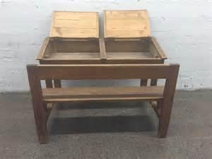 antique solid pine school desk for sale at 1stdibs
