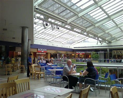 Jersey Gardens Food Court by Paramus Park