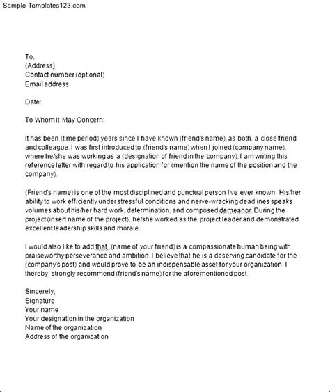 College Letter Of Recommendation From Alumni letter of recommendation for college college