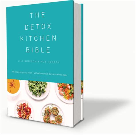 Herbal Detox Cookbook For Cleansing by Cookbook