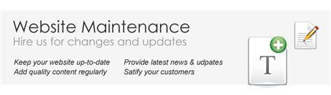 Malaysia Website Maintenance Package Malaysia Web Site Maintenance Service In Kuala Lumpur Website Maintenance Message Template