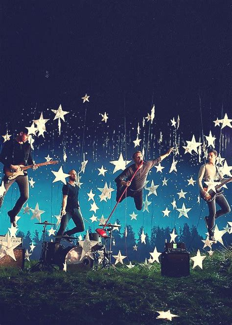 coldplay stars a sky full of stars coldplay coldplay pinterest