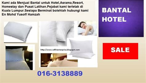 Bantal Hotel Bantal Tidur Ekslusiv pembekal bantal hotel 5 paling murah shop classifieds forum cari