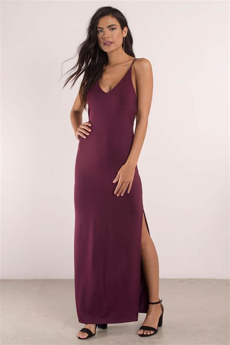 Dress Alaer Maroon Lg black maxi dress open back dress prom dress 68 00