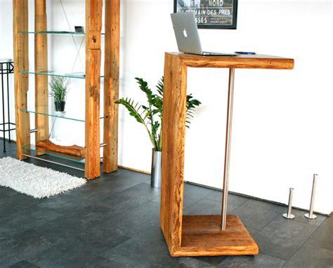 Schreibtische Aus Holz by Schreibtische Stehpult Designm 246 Bel Aus Antikem Holz