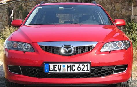 2005 mazda 6 price mazda 6 2005 facelift road test road tests honest