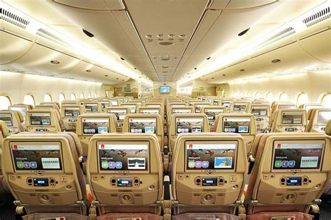 emirates rating review of emirates airlines economy class and dubai