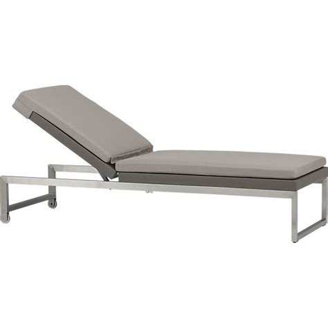 taupe chaise lounge dune chaise lounge with sunbrella 174 cushion taupe