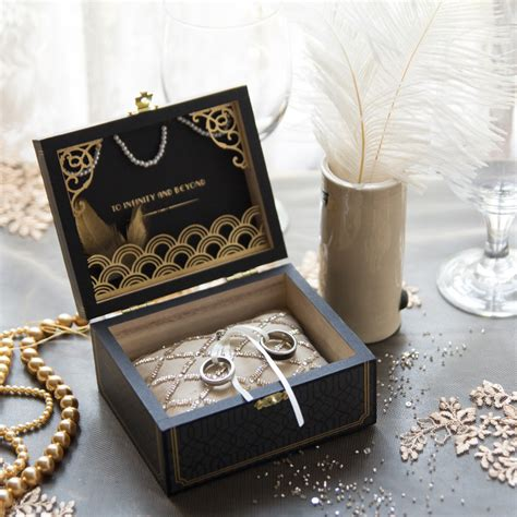 Wedding Ring Box Jakarta by Signature Wedding Details Jewellery Accessories Vendor