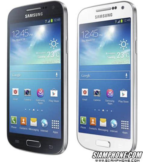 samsung galaxy s4 mini สมาร์ทโฟน หน้าจอ 4.3 นิ้ว ราคา