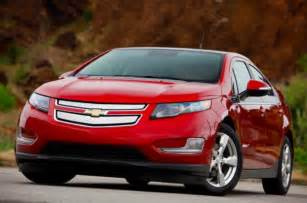 2013 Chevrolet Volt Review Review The 2013 Chevy Volt Is The Best Of Both Gas And Ev