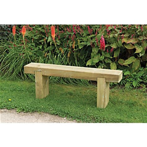Wickes Bench garden benches garden furniture wickes co uk