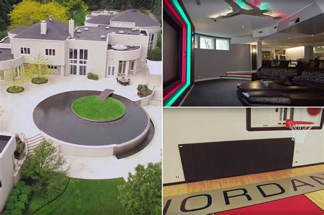 michael jordan s house for sale michael jordan s house up for sale mirror online