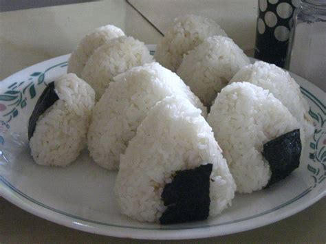 japanese rice balls recipe dishmaps