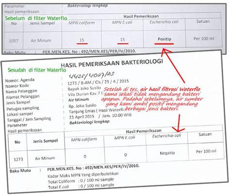 Alat Tes Ph Air Minum waterflo semarang