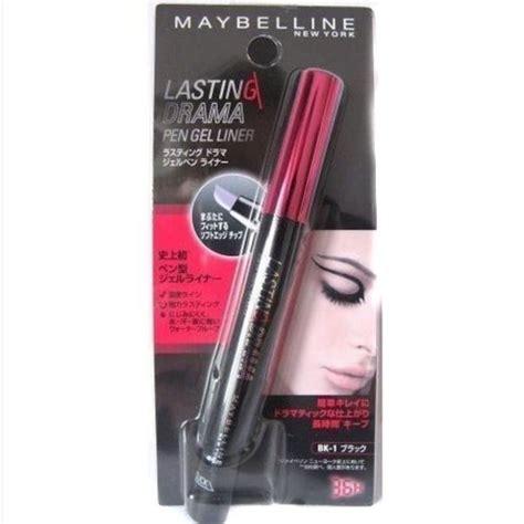 Maybelline Eyeliner Pen maybelline maybelline lasting drama pen gel eyeliner