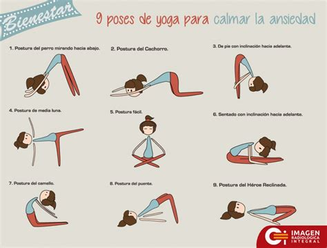imagenes de yoga para relajarse posiciones de yoga para calmar la ansiedad
