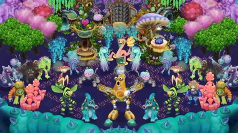 My Singing Monsters - Ethereal Island (Full Song) (2.0.0 ... Ethereal Island