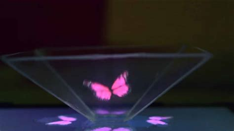 Proyektor Hologram tips turn your phone into a 3d hologram projector awesome phones nigeria
