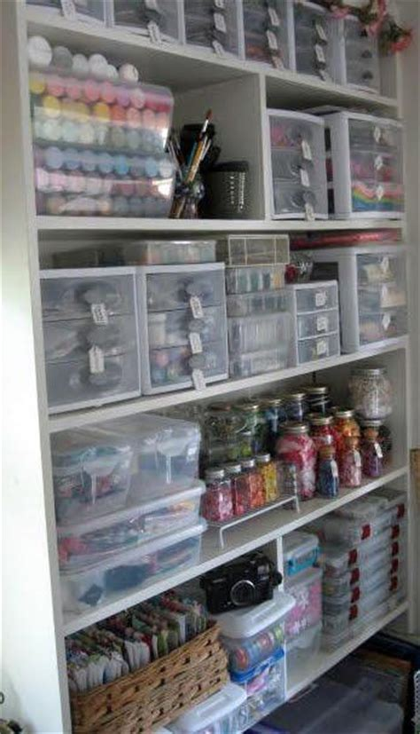 organize your craft room it s written on the wall craft room organizing store