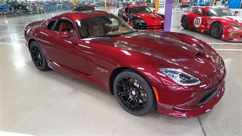 The Last Dodge Viper by The Last Dodge Viper Has Quietly Driven Into The Sunset