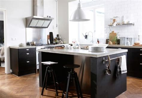 kitchen island trends kitchen trends a family friendly island in a scandinavian