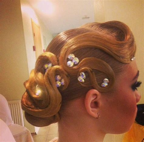 ballroom dance hairstyles 158 best images about ballroom hairstyles on pinterest