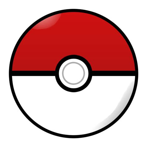 pokeball template pokeball by vongolaleader on deviantart