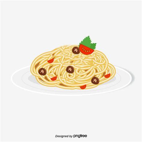 Pasta Clipart Vector Pasta Alimentos Tomate Png E Vetor Para