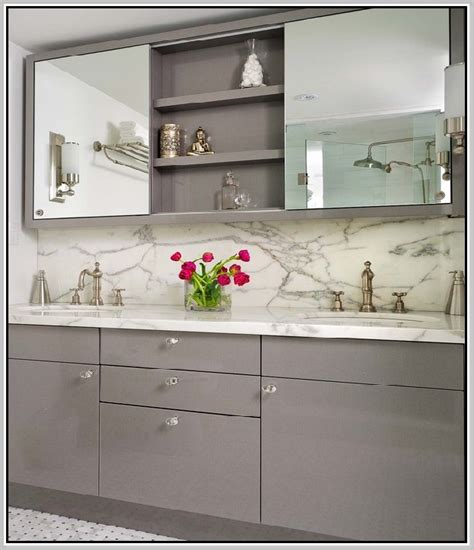 lowes medicine cabinets brushed nickel brushed nickel medicine cabinet surface mount home