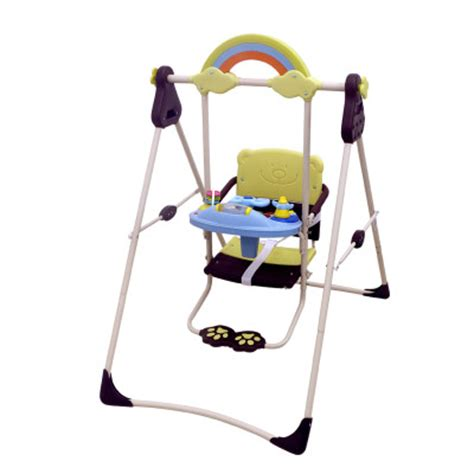 baby outdoor swing chair ჱchildren s swing folding baby toys ツ 175 swing swing