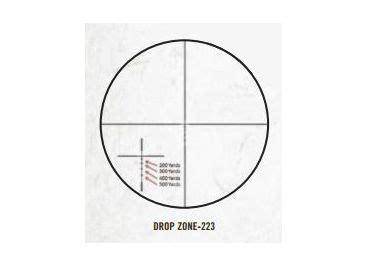 Riflescope Bushnell Ar 4 5 18x40 Original bushnell ar optics 4 5 18x40 riflescope w bdc reticle matte black ar945184