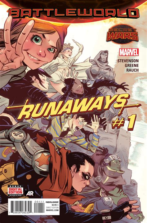 the aetherverse volume 1 books runaways vol 4 1 marvel database fandom powered by wikia