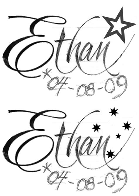 ethan tattoo ideas 1 by inf3rno29 on deviantart