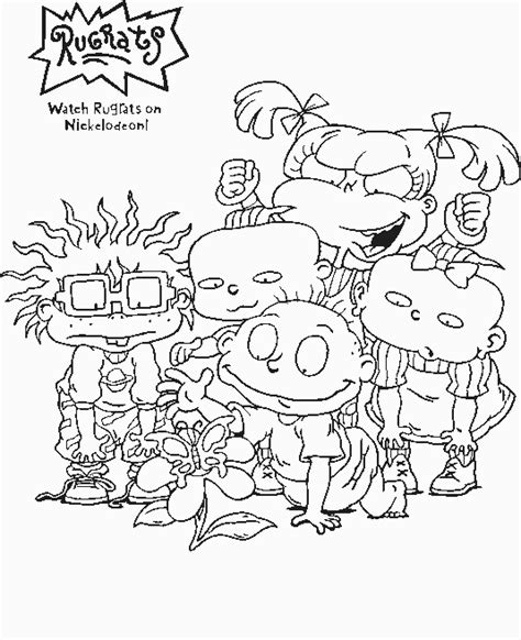 rugrats halloween coloring pages 10675 best images about malebog on pinterest discover