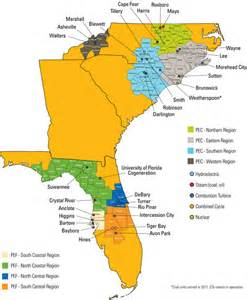 progress energy power outage map florida