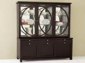 furniture modern china cabinet for interior decor dining