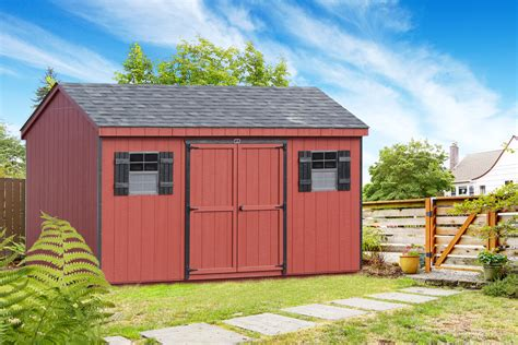 outdoor barns and sheds for the backyard amish built sheds