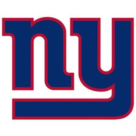 Promo Go Team Logo Cutting Stiker 1 new york giants current events and team logo on