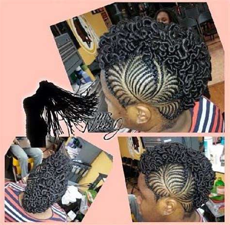 mohawk braid designs braids on the side mohawk braid and hair designs on pinterest
