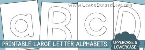 printable alphabet letters one per page printable letters numbers