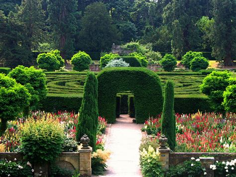 Chatsworth Farm And Garden by The Maze At Chatsworth Flickr Photo