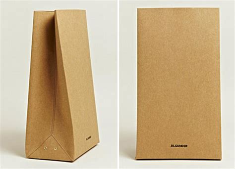 How To Fold Paper Into A Bag - german designer brings luxury paper bag to market for 290