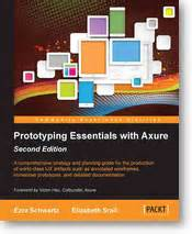 Prototyping Essentials With Axure 2e By Schwartz Srail book review prototyping essentials with axure uxmatters